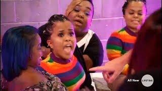 Little Women Atlanta - Abira rages at everyone (S5E16)