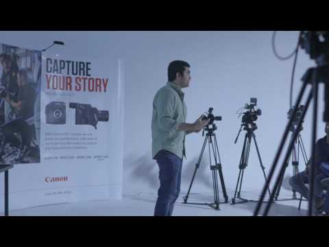 Canon EOS C200 Product Launch