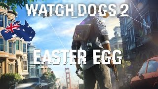 Watch Dogs 2 - Australian Easter Egg Quote Thing (Quarterly Upload)