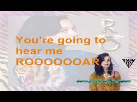 Katy Perry - Roar (Official Lyrics)