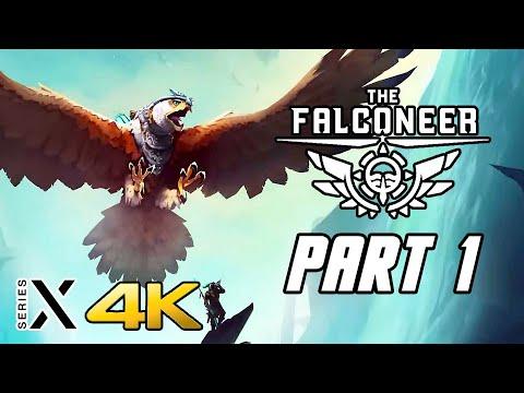 Gameplay de The Falconeer Deluxe Edition