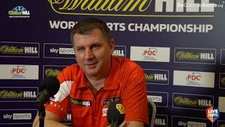 "Krzysztof Ratajski: ""I'm in really good form, I believe I can play with 100+ average every match"""