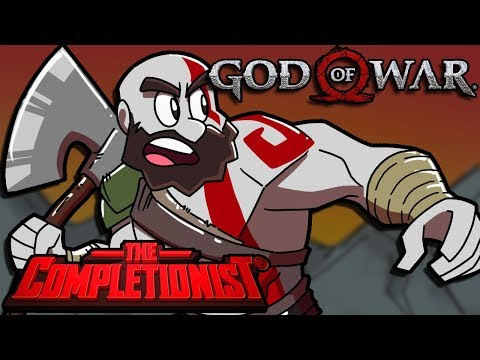 God of War   The Completionist