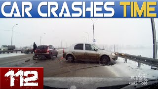 Car Crashes - weekly compilation - Episode #112 HD