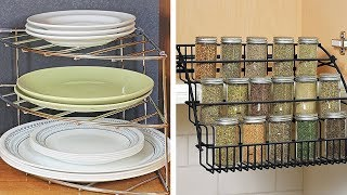 23 Smart and Cheap Ideas to Organize Your Kitchen