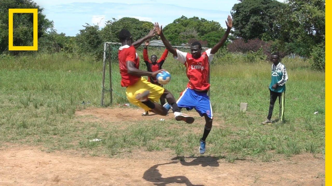 Zambia's National Handball Team Dreams of Olympic Gold in 2020 | Short Film Showcase thumbnail