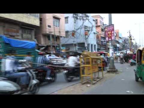 Indien 2014 Delhi-Verkehr2
