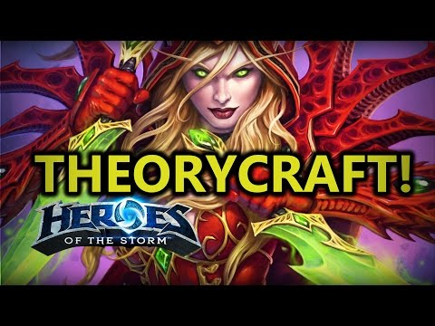 ♥ Heroes of the Storm - Valeera  First Impressions & Theorycrafting