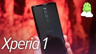 Sony Xperia 1, Sony Xperia 10 & Sony Xperia 10 Plus hands-on: Extra tall order of phones