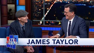 James Taylor's Advice For Young Songwriters thumbnail