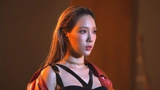 TAEYEON 태연 '불티 (Spark)' MV Making Film