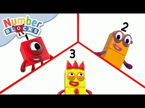 Numberblocks - Secret Smile | Learn to Count