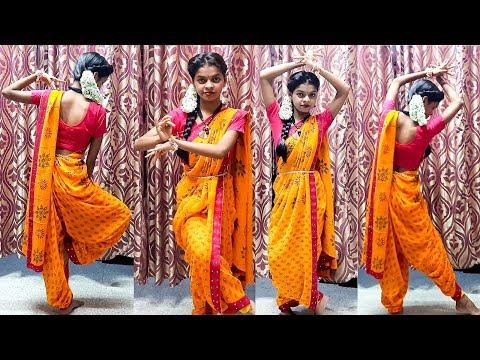 Dhoti Style Saree Wearing. How to drape a saree like a dhoti. Saree wearing styles.