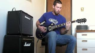 311 Guitar Cover (Same Mistake Twice)