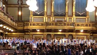 "Сергей Лазарев. Earth song. Вена. Charity Concert ""All for autism"""