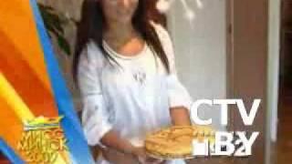 Мисс Минск - 2009. Финалистка. Кучинская Кристина