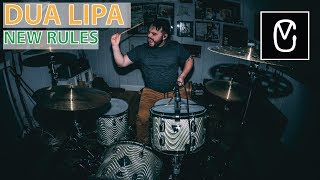 Dua Lipa X New Rules (Alison Wonderland Remix) X Drum Cover