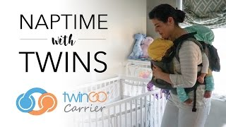 How To Put Twins To Sleep || By TwinGo Carrier