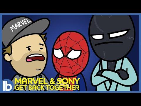 Marvel a Sony to dávají dohromady kvůli Spider-Manovi - Dorkly Bits