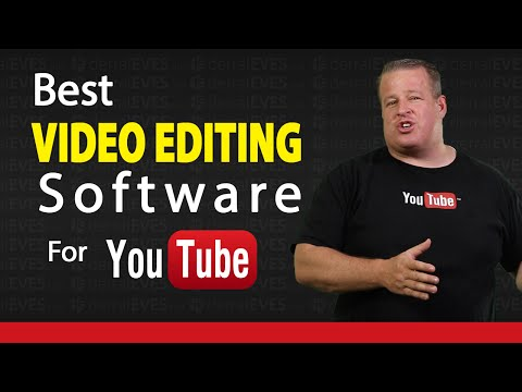 Best Video Editing Software For YouTube