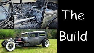 31 Chevy Rat Rod Build Start To Finish