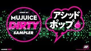 "Mujuice ""Dirty EP"" Sampler ACIDPOP 001"