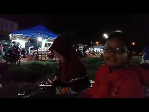Malam-malam nongkrong di angkringan SP Plaza Batu Aji BATAM