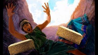 Пророк Иса (мир ему) и иудей съевший третью лепешку 5 часть