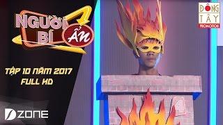 Người Bí Ẩn 2017 l Tập 10 l Vòng cuối: Ai là người biểu diễn xiếc qua vòng lửa?