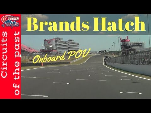 Brands Hatch Onboard Indy Circuit POV