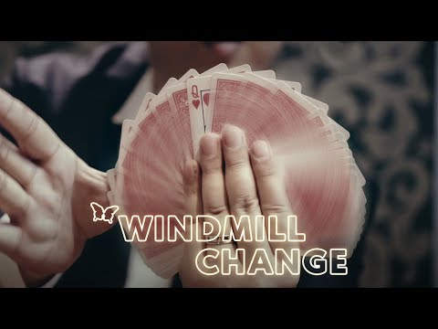 Windmill Change by Jin
