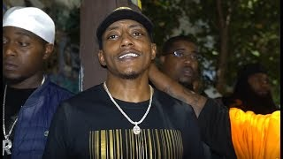 Cassidy Reaction to his URL Battle w/ Arsonal (5003-0)