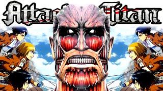 Attack on Titan | SPIDERMAN DYNASTY WARRIORS GONE WILD