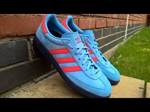 Adidas GT Manchester SPZL (unboxing & on foot)