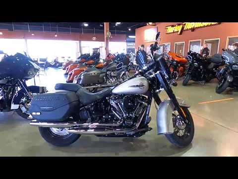 2018 Harley-Davidson Heritage Softail Classic FLHC