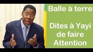 Balle A Terre   Stan Tohon Benin