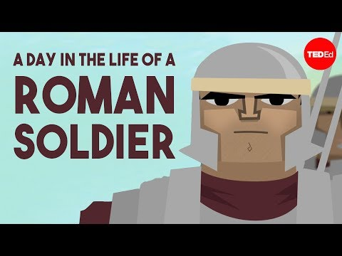 A Day in the Life of a Roman Soldier