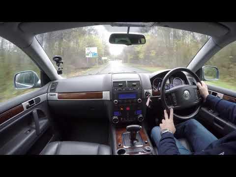 VOLKSWAGEN TOUAREG 3.2 V6 5DR AUTOMATIC