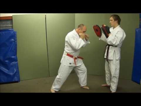 Judo for Self Defence, Atemi Waza Part 1 & Pre-Emptive Strikes (Ray Sheerin)