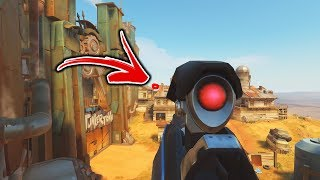 Overwatch - Most Epic Snipes