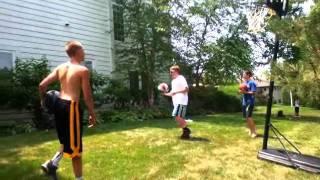 Droppin' Dimes Trick Shots: Summer Edition