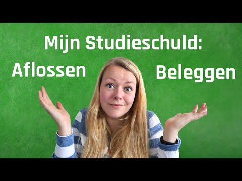 Video: Mijn studieschuld aflossen of beleggen?