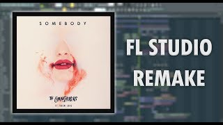 The Chainsmokers, Drew Love   Somebody (Accurate FL Studio Remake) Instrumental
