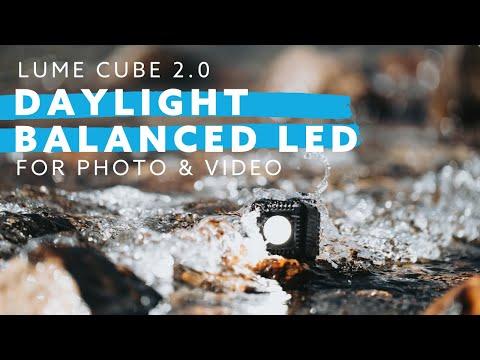 Lume Cube 2.0 (Videoleuchte, Weitere Dauerlichter)