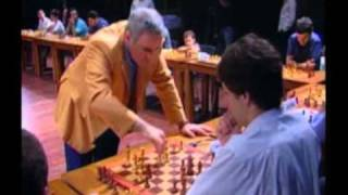 Simultaneous Chess Match with Garry Kasparov