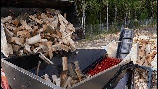 Clean & High Quality Firewood - Hakki Pilke Cleaner & Roller