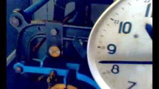 preview picture of video 'Turmuhren Maschinenfabrik Restauración finalizada del reloj de iglesia de Luque'