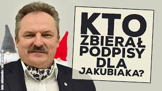 Marek Jakubiak zebrał 150.000 podpisów! Jest zaskoczony!
