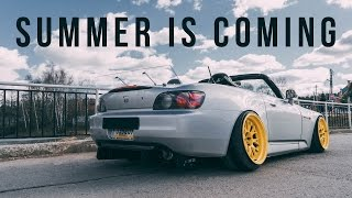 Summer Is Coming - Honda S2000 - Lowdaily
