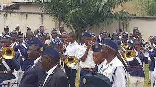 FCT Band Course 2017 INSPECTION